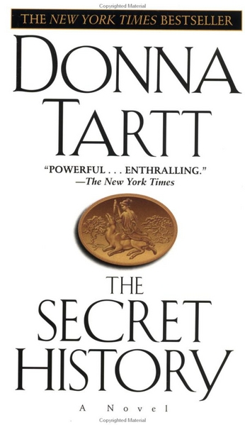 book review the secret history tartt